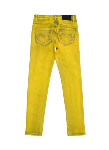 Molo Molo Sarı Erkek Çocuk Pantolon Sarı